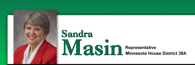Sandra Masin: Representative Minnesota House District 38A